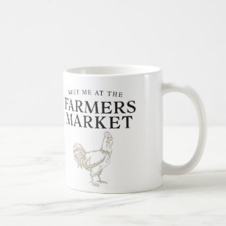 Meet me at the Farmers Market Mug