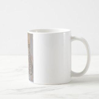 Meet Nelson, a super cute kitten design Coffee Mug