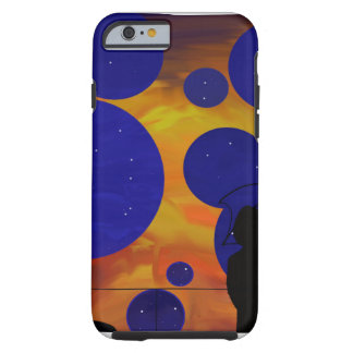 meeting of the skies iphone 6/6s case