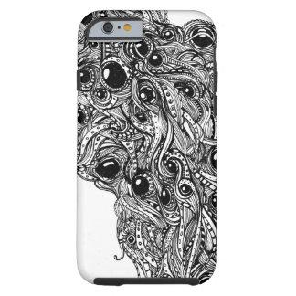 Mega Doodle Tough iPhone 6 Case
