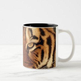 Mega Tiger Close-up Mug