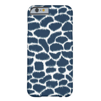 Megan Adams Animal Ikat Navy Barely There iPhone 6 Case