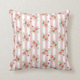 Meghan Cottage Chic Throw Pillow