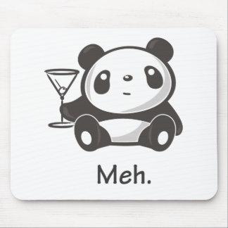 Meh Panda Mouse Pad