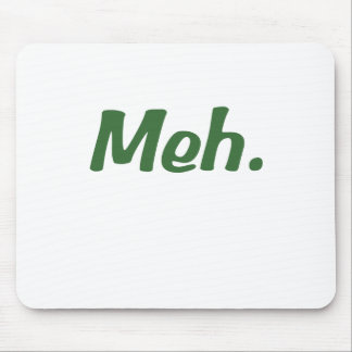 Meh products mouse pad