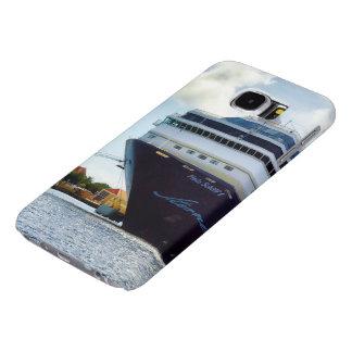 Mein Blue Bow Samsung Galaxy S6 Cases
