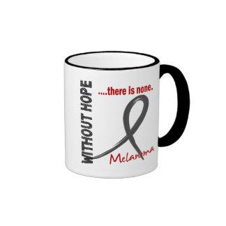 Melanoma Without Hope 1 Coffee Mugs