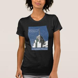 Melbourne Art Deco - Lonsdale House Tshirts