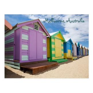 Melbourne, Australia Postcard
