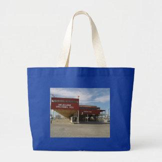 Melbourne Australia Jumbo Tote Bag
