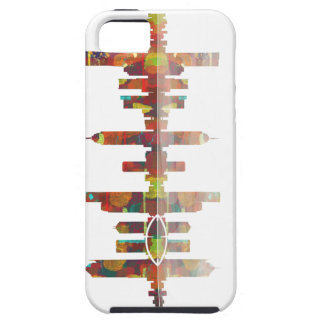 Melbourne Vic Skyline iPhone 5 Cover