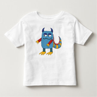 Mellow Monster Toddler T-Shirt