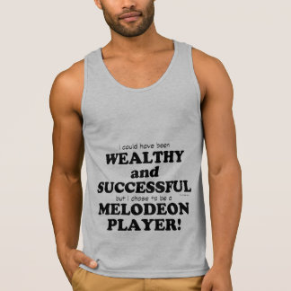 Melodeon Wealthy & Successful Tank