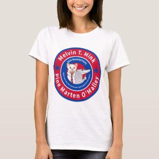 Melvin T. Mink Women's T-shirt