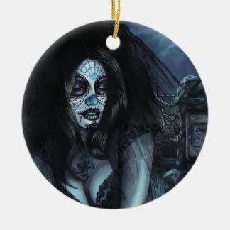 Memento Mori Ornament