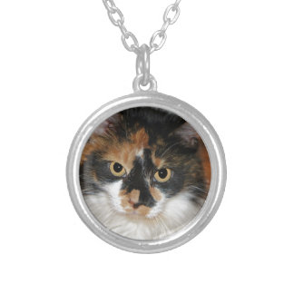MeMeow Silver Plated Necklace