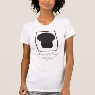 Memoirs of a Teenage Schizophrenic Women's Logo T-Shirt
