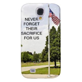 Memorial / Veterans Day Tribute Galaxy S4 Case