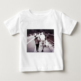 Memory With Grandpa Baby T-Shirt
