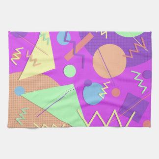 Memphis #41 tea towel