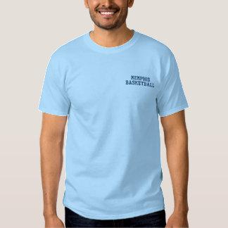 MEMPHIS BASKETBALL EMBROIDERED T-Shirt