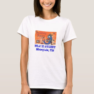 Memphis Blues T-Shirt