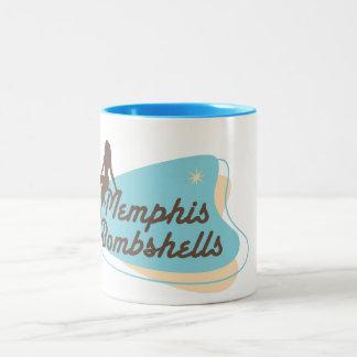 Memphis Bombshells Mug