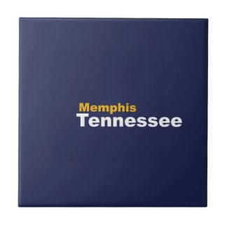 Memphis, Tennessee Ceramic Tile