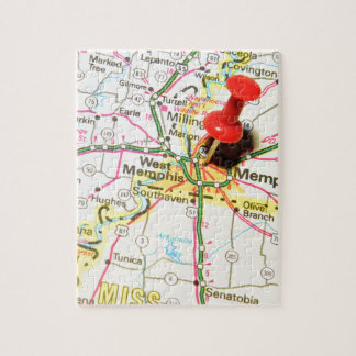 Memphis, Tennessee Jigsaw Puzzle