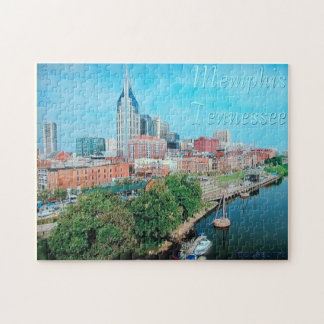Memphis Tennessee Puzzle