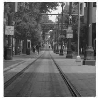 Memphis Trolley Napkin