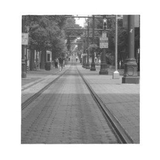 Memphis Trolley Notepad