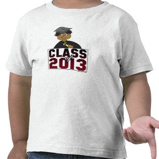Men or Boys Class of 2013 T-shirt