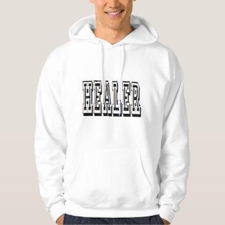Men's Basic Hooded Sweatshirt HEALER