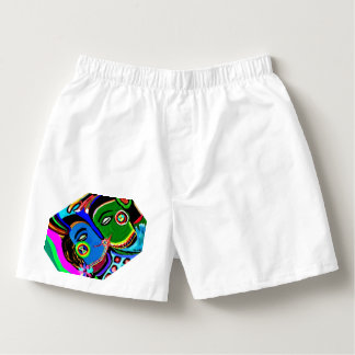 Men's Boxer Brief  DIY easy ADD your IMAGE OR TEXT Boxers