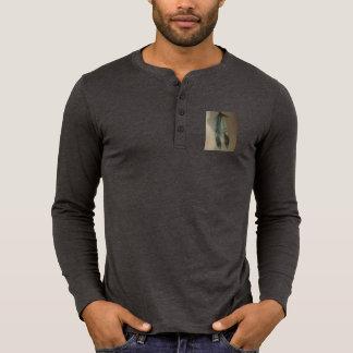 Men's Canvas Henley Long Sleeve Shirt