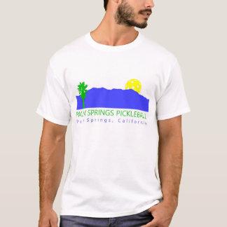 Men's Cotton Palm Springs Pickleball Shirt