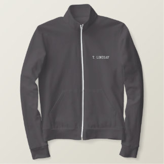 MEN'S CUSTOMIZABLE EMBRODERED JACKET