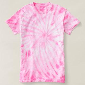 Men's Cyclone Tie-Dye T-Shirt pink