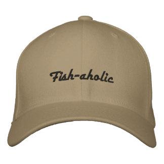 Men's Fish-aholic cap Baseball Cap