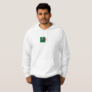 Mens Flag of Algeria Hoodie