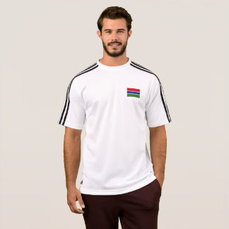 Mens Flag of Gambia T-Shirt