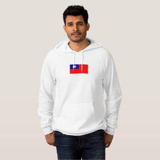 Mens Flag of Taiwan (ROC) Hoodie
