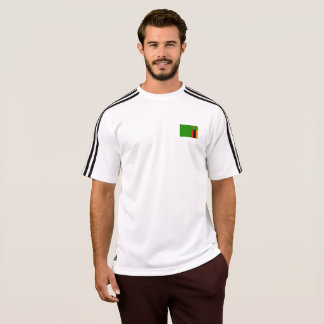 Mens Flag of Zambia T-Shirt