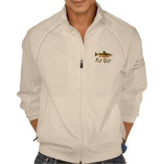 Men's Fly Fishing T Shirt