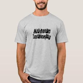 Mens Gray Athletic Intensity T-Shirt