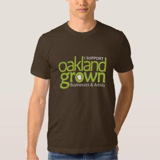 Men's I Support - URL on Back - Customized Tshirt