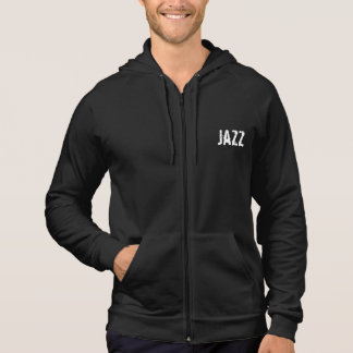 Men's Jazz Hoodie (Urban) by NextJazz.com