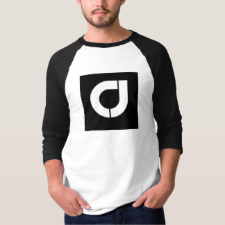 Mens Long Sleeve Top With Logo Design