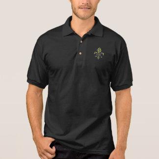 Men's Mardi Gras Polo Shirt